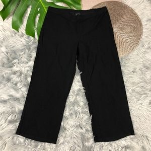 Eileen Fisher Petite Ponte Pants PS